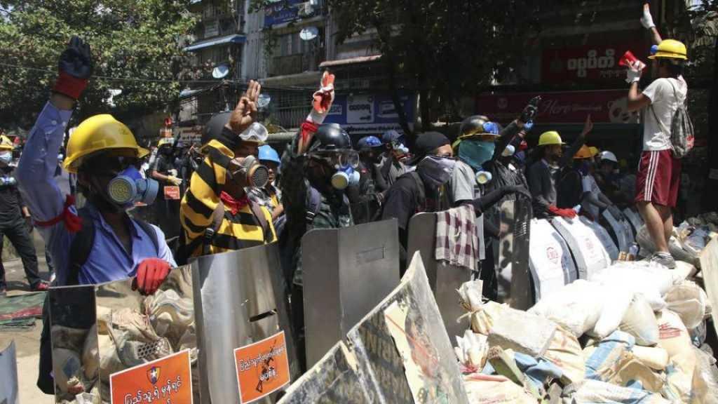 Birmanie: magasins et usines fermés après l'appel à la grève générale, deux manifestants tués