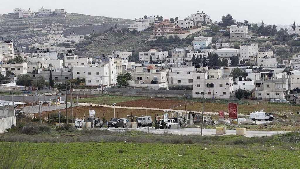 Ministre israélien : Nous poursuivrons la colonisation en Cisjordanie