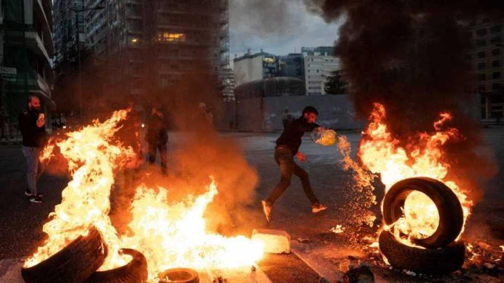 Coronavirus au Liban: 43 décès et 2283 cas en 24h, les manifestants bloquent la livraison en oxygène