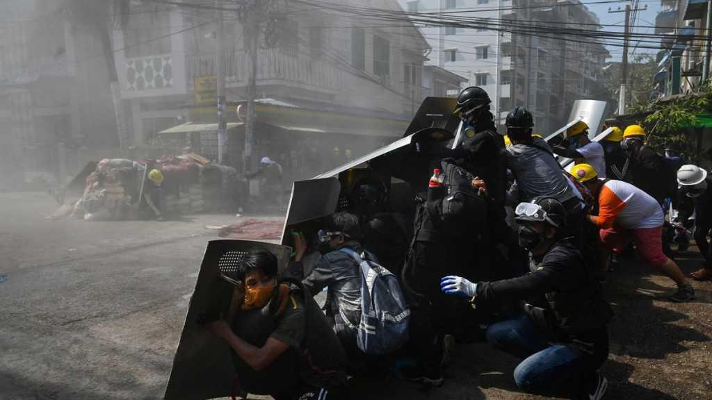 Birmanie: les forces de sécurité déployées dans Rangoun après une nuit d'arrestations