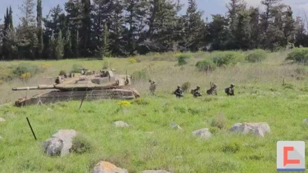 Liban-Sud: opération de l'armée israélienne dans une zone frontalière