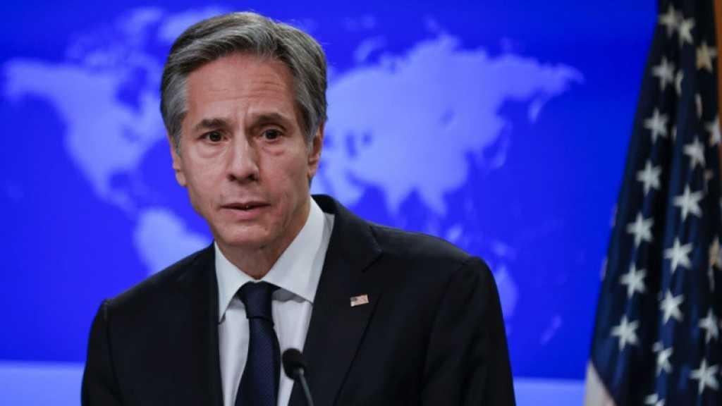 Blinken: les fonds iraniens en Corée du Sud resteront bloqués tant que l'Iran ne sera pas «conforme»