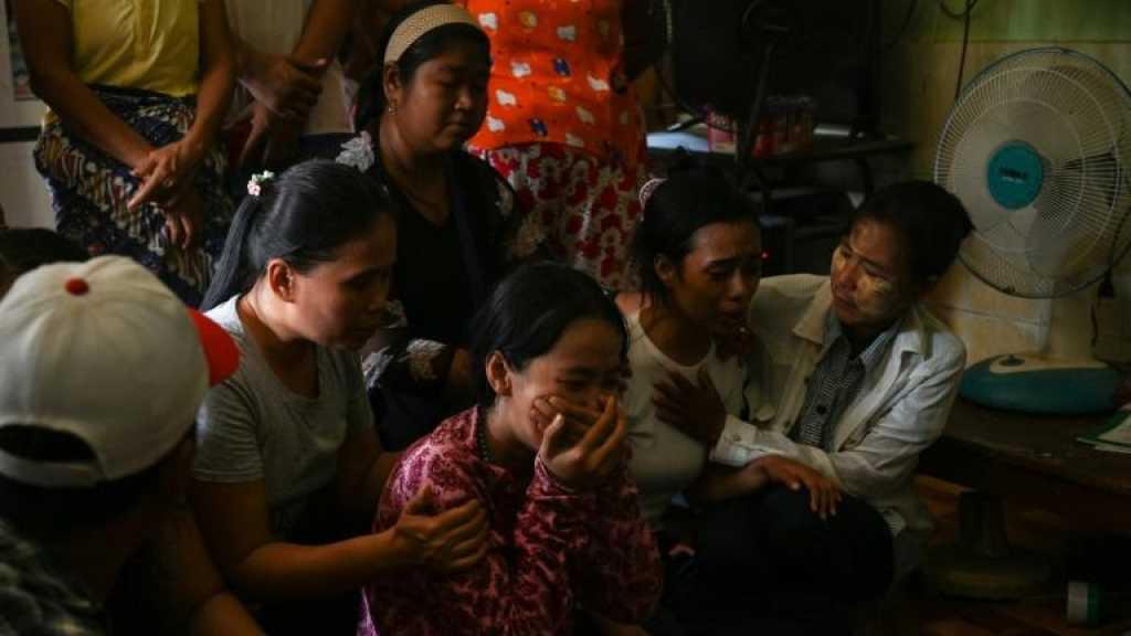 Birmanie: Neuf manifestants tués, possibles «crimes contre l'humanité», selon un expert de l'ONU
