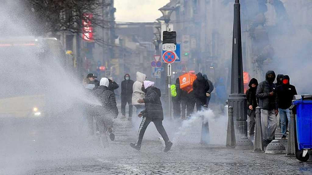 Belgique: plus de 30 policiers blessés, un centre-ville saccagé après des affrontements à Liège