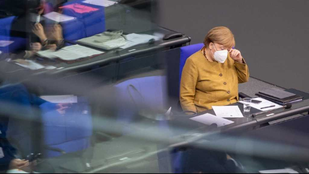 Allemagne: large défaite des conservateurs de Merkel dans deux scrutins régionaux