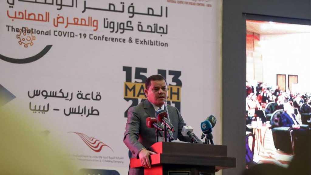 Libye: le chef du gouvernement de transition prête serment