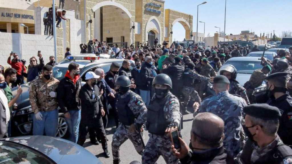 Covid-19: arrestations en Jordanie après sept décès causés par une panne d'oxygène