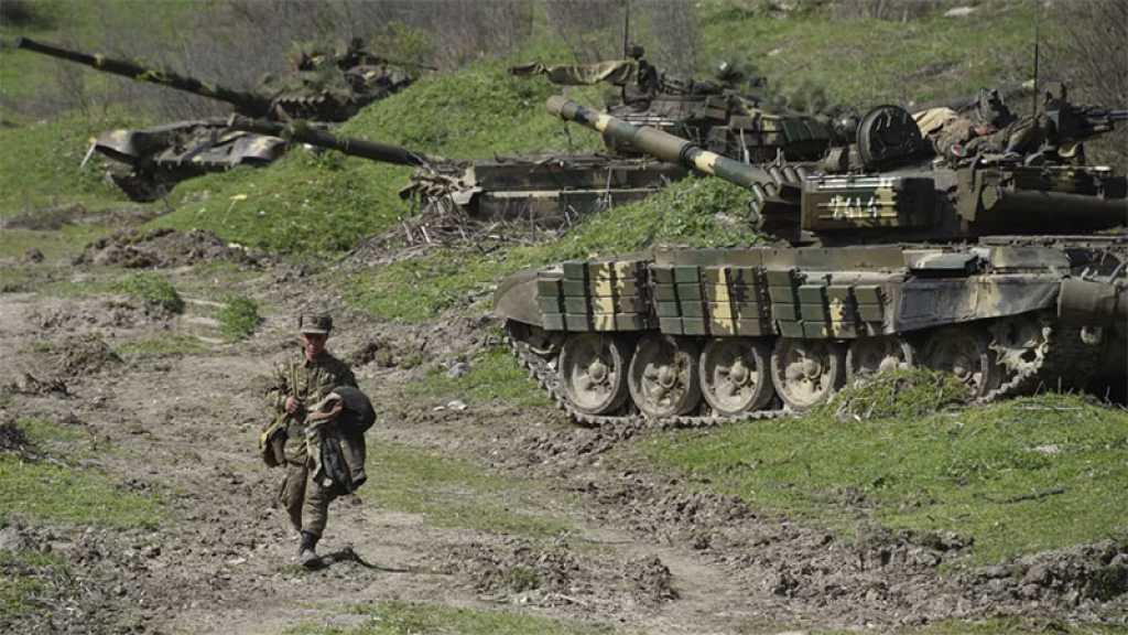 Les premiers exercices militaires en Arménie et en Azerbaïdjan après les combats au Haut-Karabakh