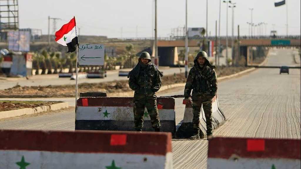 Syrie: un attentat terroriste à Damas déjoué