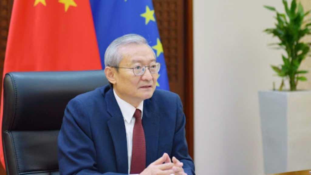 Pékin met en garde l'UE contre «une confrontation» en cas de sanctions