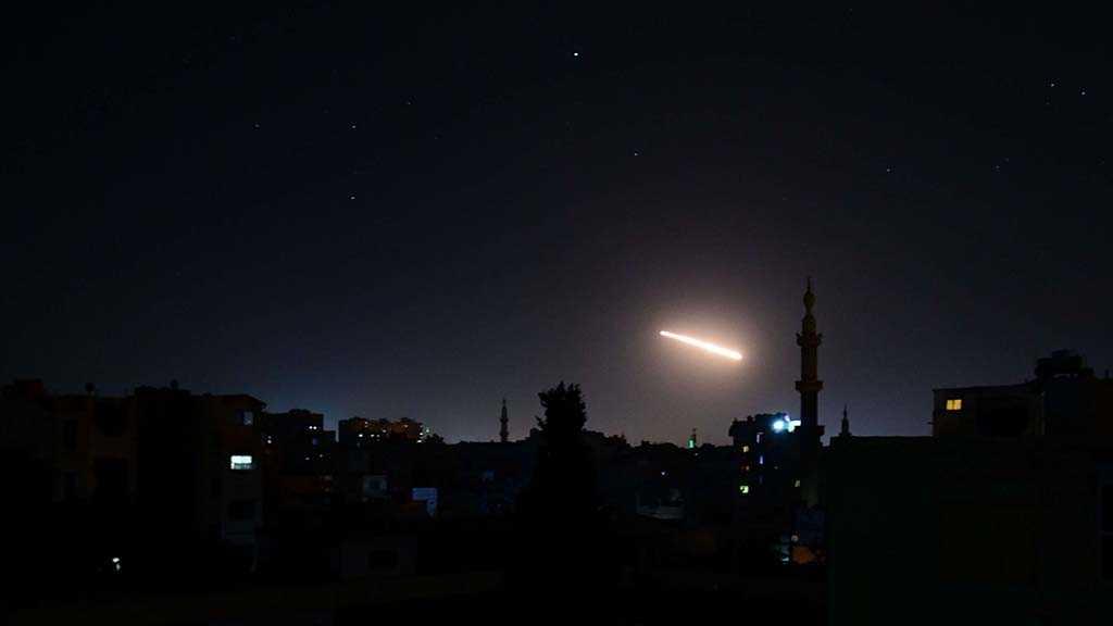 La DCA syrienne repousse une agression israélienne au sud de Damas