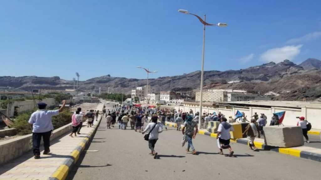 Yémen: des manifestants prennent d'assaut le Palais présidentiel à Aden