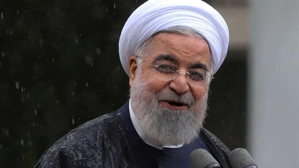 Rohani à la veille de la fête du nouvel an iranien: Ce sera l'année des grandes victoires dans la guerre économique