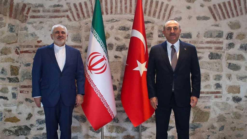 Le chef de la diplomatie iranienne en Turquie en pleines tensions