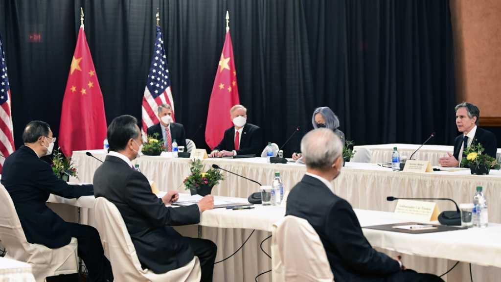 Les Etats-Unis concluent les discussions dures avec la Chine