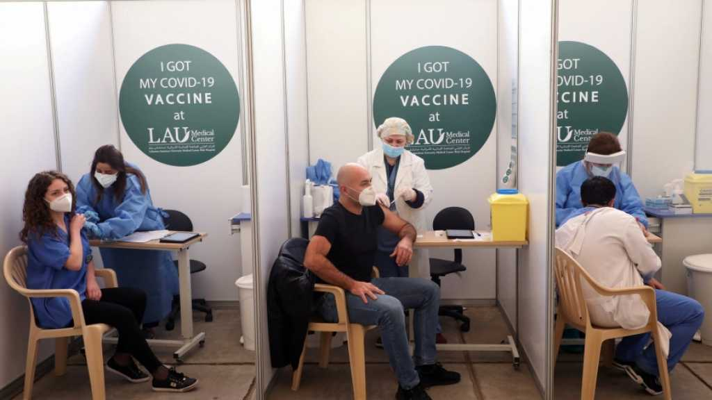 Coronavirus  au Liban: 3851 nouveaux cas et 42 décès en 24h