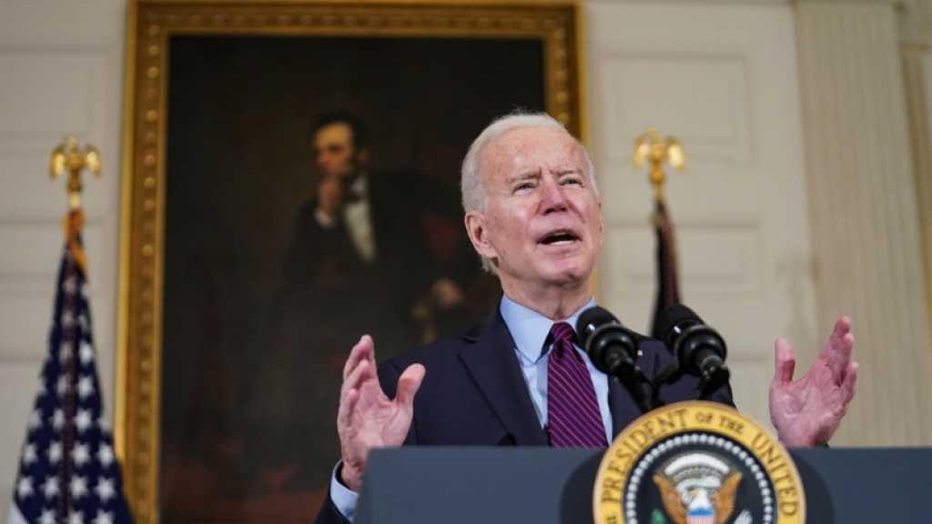 Etats-Unis: Biden réclame l'interdiction des fusils d'assaut après une nouvelle tuerie