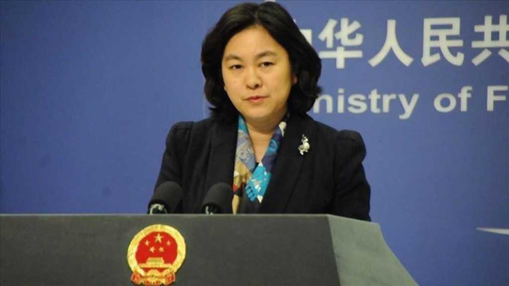 Ambassadeurs convoqués: la Chine dénonce «l'hypocrisie» des Européens