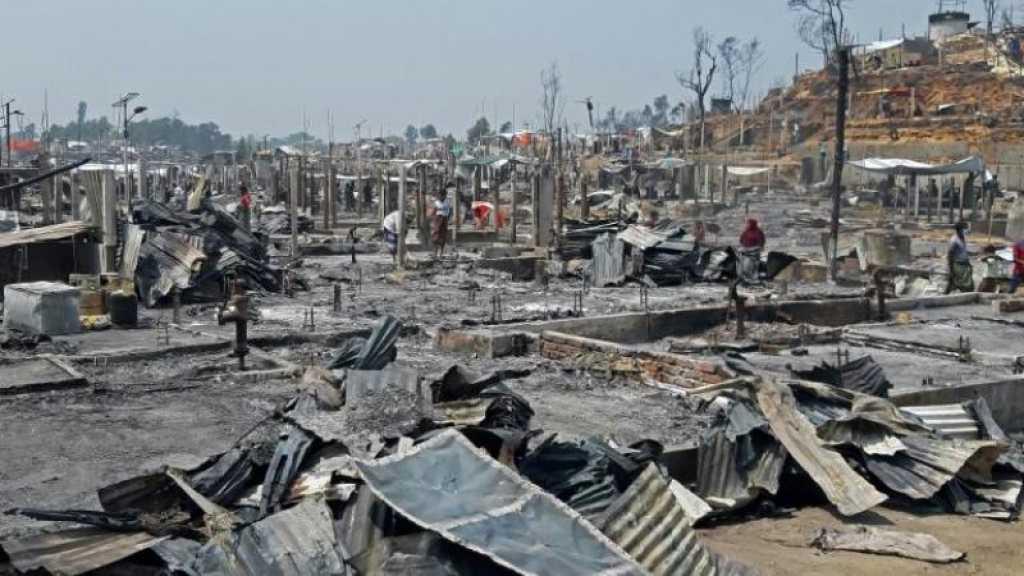 Le Bangladesh défend le recours aux barbelés dans les camps de Rohingyas