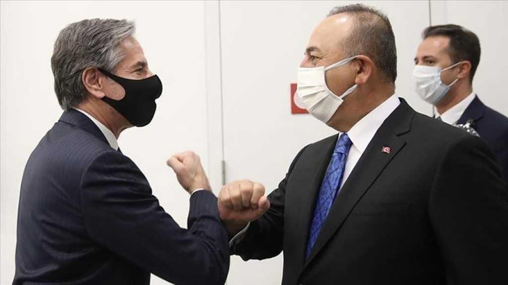 Les Chefs de la diplomatie américain et turque se sont entretenus à Bruxelles