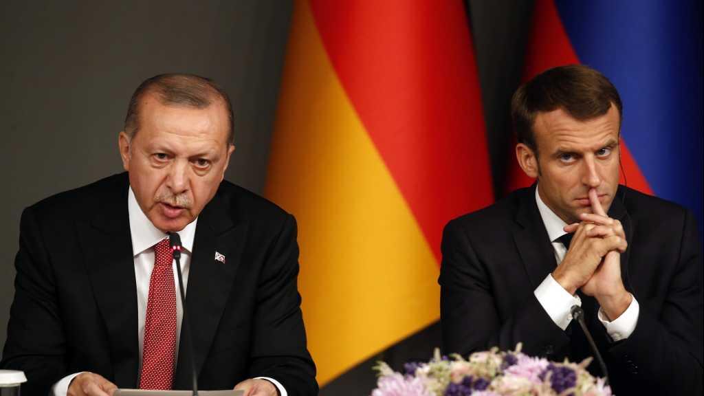 Macron veut «clarifier la place de la Turquie dans l'Otan»