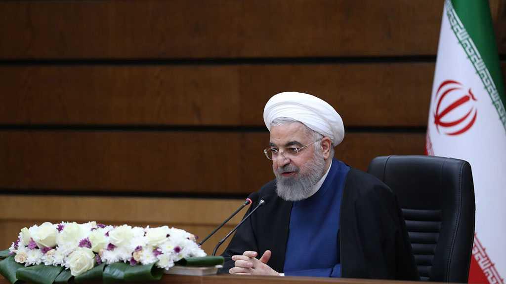 Rohani: Les remarques de sayed Khamenei ne laissent pas d'excuses à utiliser par les 5 + 1