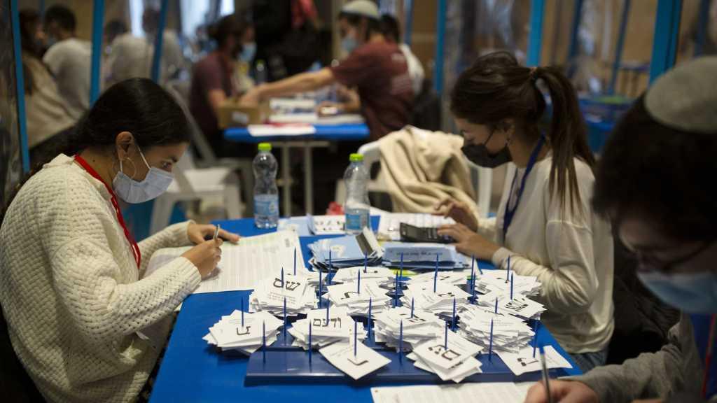 Les élections israéliennes débouchent sur une impasse politique après la quasi-totalité des votes dépouillés