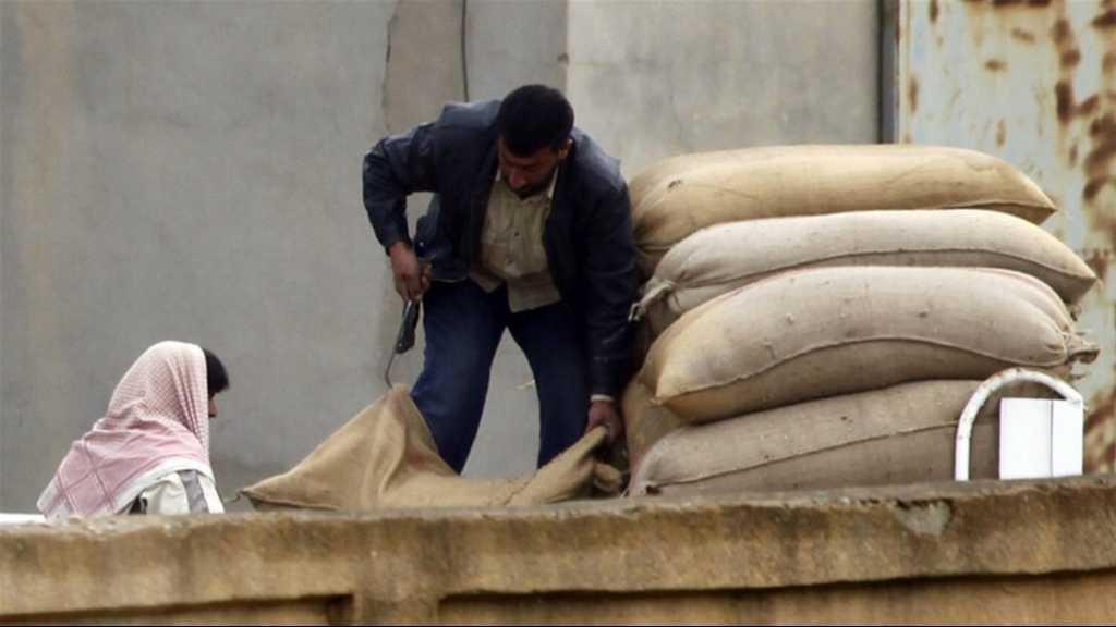 La Syrie accuse les forces américaines d'envoyer du «blé volé» en Irak