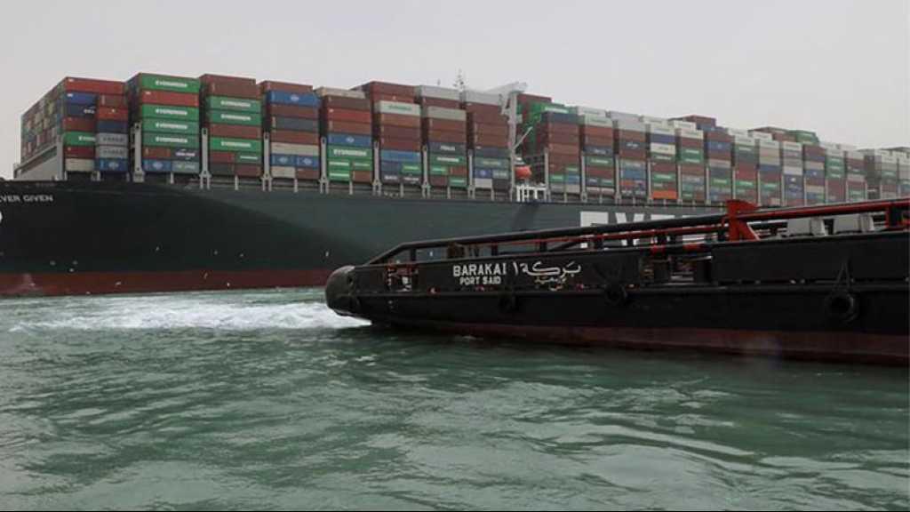 Canal de Suez: incertitude sur les délais nécessaires au déblocage