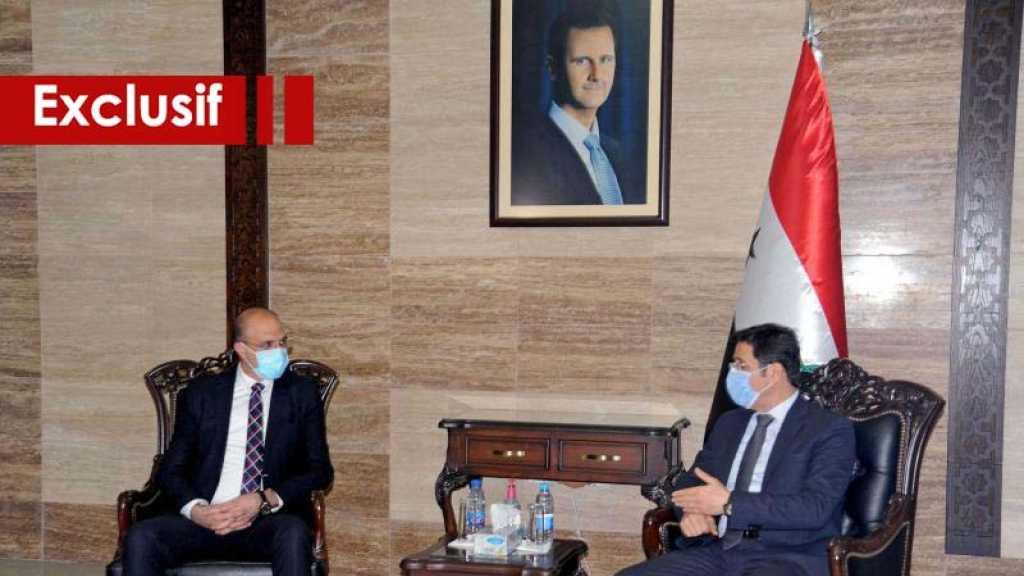 Le ministre libanais de la santé révèle les dessous de la pénurie en oxygène et le secours syrien au Liban