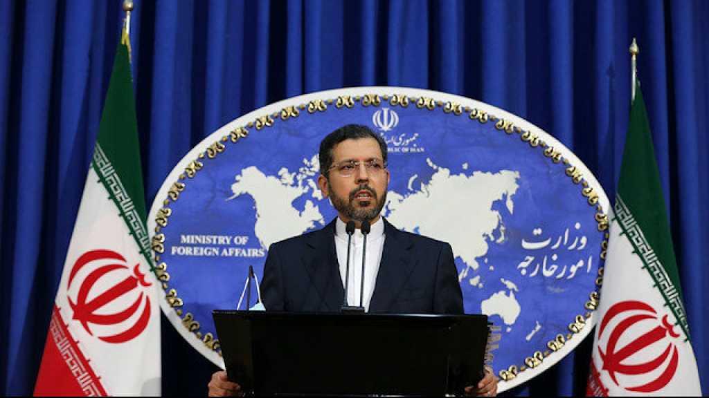 Le comportement coercitif des États-Unis envers les autres pays se poursuit à l'ère de Biden, dit Téhéran