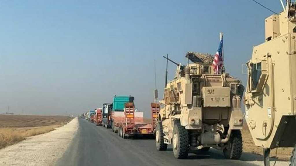 Syrie: les forces US poursuivent le pillage, 38 camions du «blé volé» envoyés en Irak