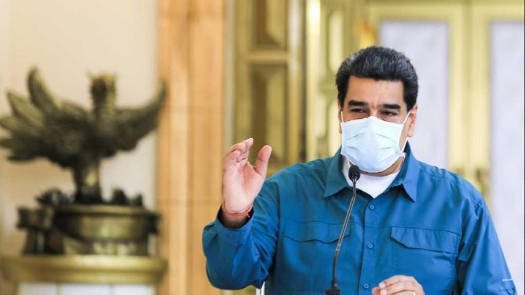 Maduro propose du «pétrole contre des vaccins» pour le Venezuela