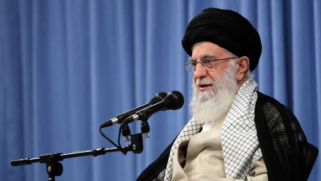 Sayed Khamenei: Face aux sanctions, la nation iranienne a activé les capacités nationales et produit la marchandise sanctionnée