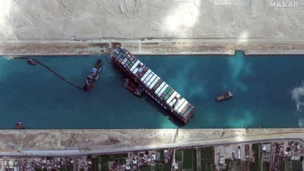 Canal de Suez: Sissi se félicite d'une opération «réussie»