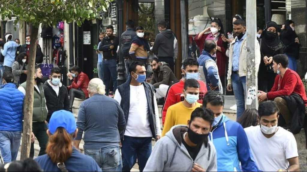 Coronavirus au Liban: 1277 nouveaux cas et 40 décès en 24h