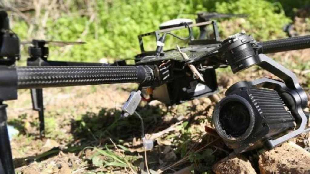 Un berger trouve un drone israélien à Hasbaya