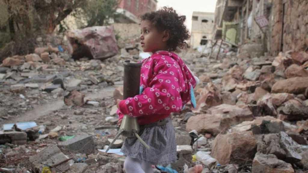 Au Yémen, toute une génération d'enfants ne connaît que la guerre: leur état psychologique en danger
