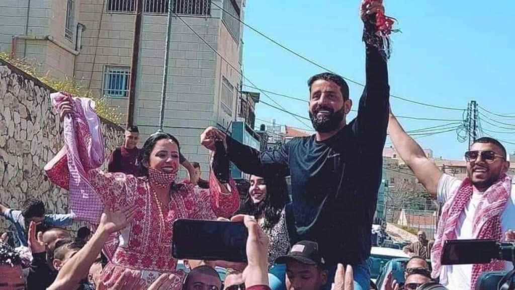 Après vingt ans de prison, un détenu palestinien de nouveau arrêté un jour après sa libération