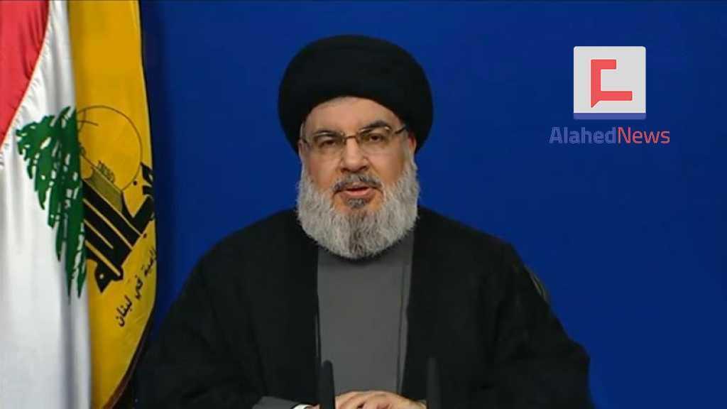 Allocution télévisée de sayed Nasrallah à 17:15 lors d'une cérémonie en hommage au cheikh Ahmed Al-Zein