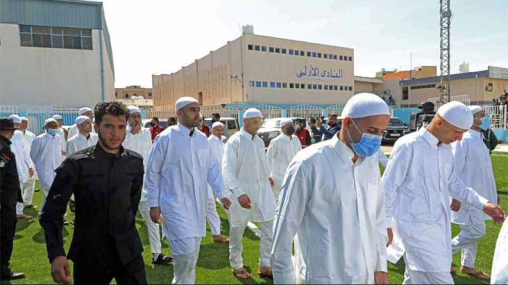 Plus de 100 prisonniers de guerre libérés en Libye sur fond de réconciliation
