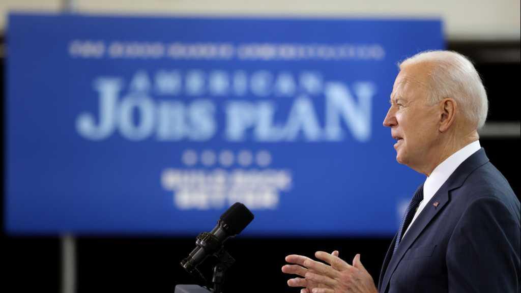 Biden propose un plan d'investissement massif pour moderniser les Etats-Unis