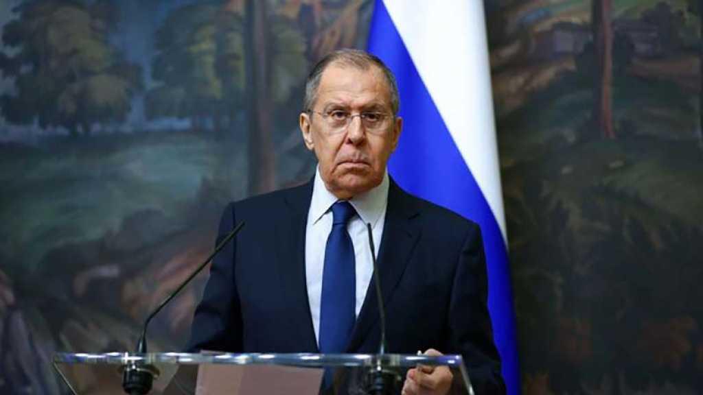 Lavrov: la confrontation avec l'Occident «a touché le fond», les USA «jouent avec des allumettes»