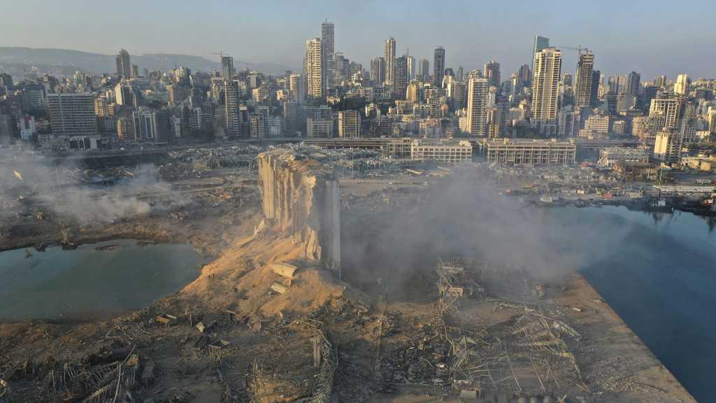L'Allemagne va présenter un vaste projet pour reconstruire le port de Beyrouth