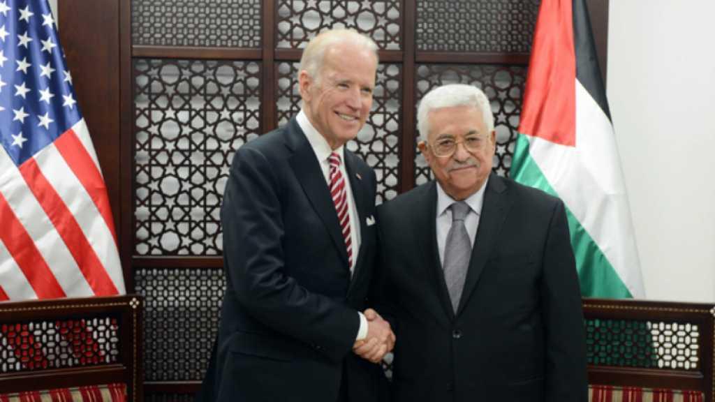 Abbas a refusé un appel de Blinken en exigeant qu'il provienne du président Biden lui-même