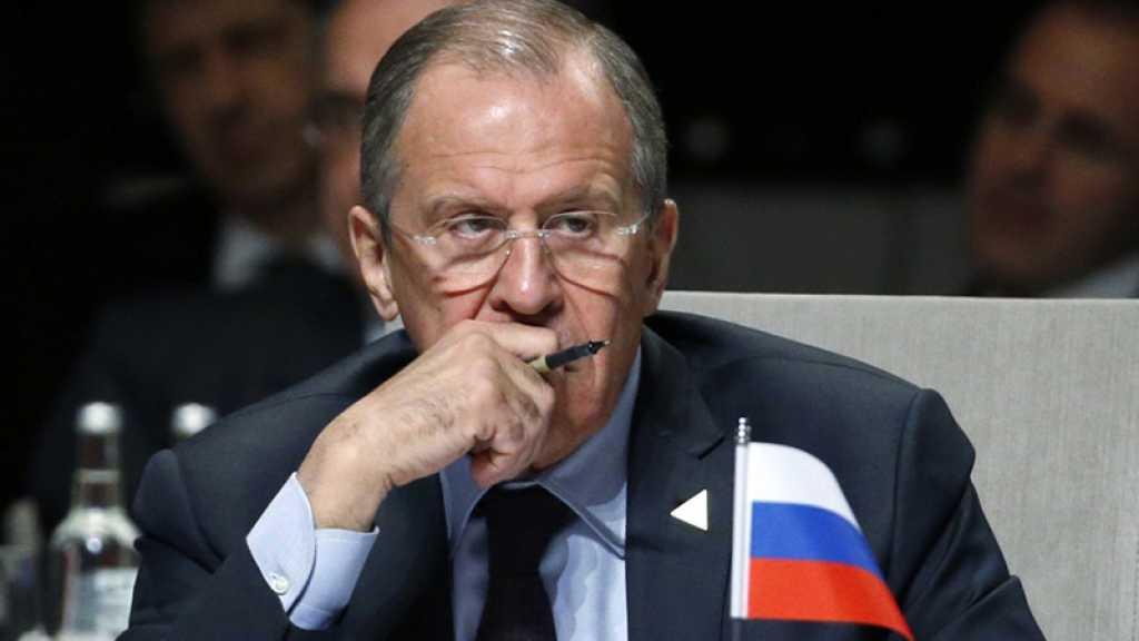 Russie: Lavrov s'inquiète du racisme contre les blancs aux États-Unis