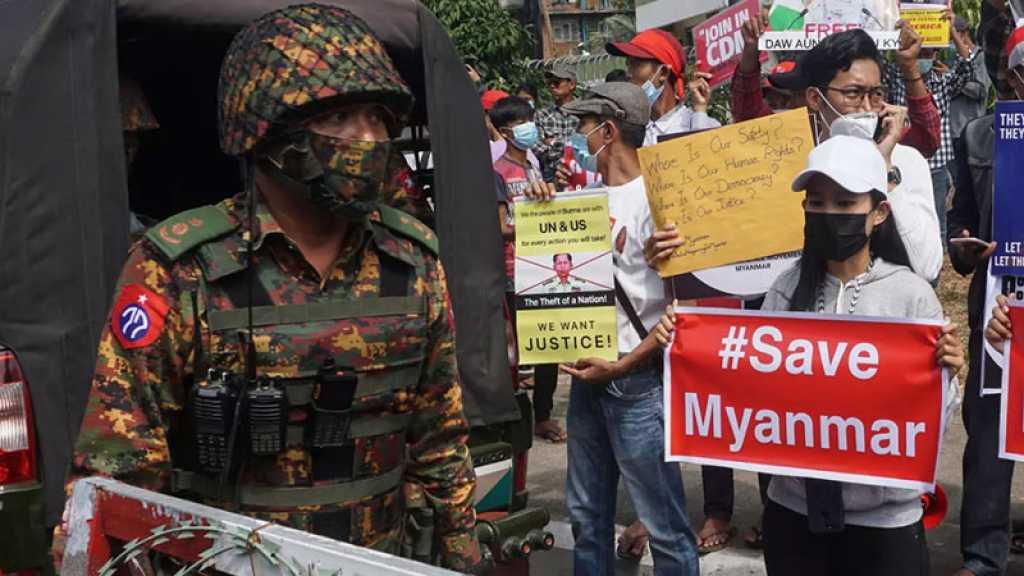 Birmanie : le Conseil de sécurité de l'ONU «condamne fermement les morts de centaines de civils»