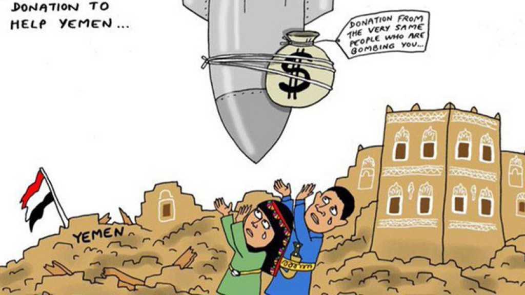 Les puissances impérialistes refusent de payer pour nourrir le Yémen