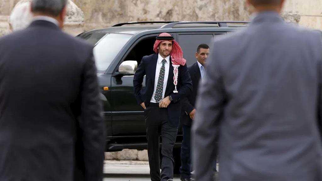 Jordanie: l'ancien prince héritier assigné à résidence pour des soupçons de complot