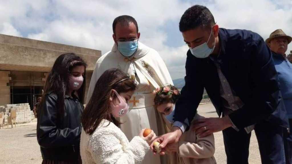 Coronavirus au Liban: 30 morts et 2 388 cas en ce dimanche de Pâques